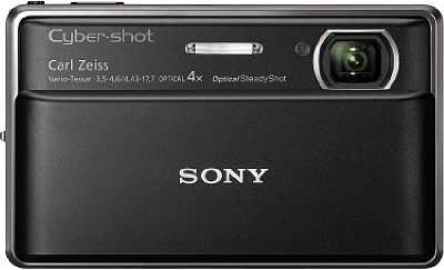 Sony Cyber-shot DSC-TX100V schwarz [Foto: Sony]