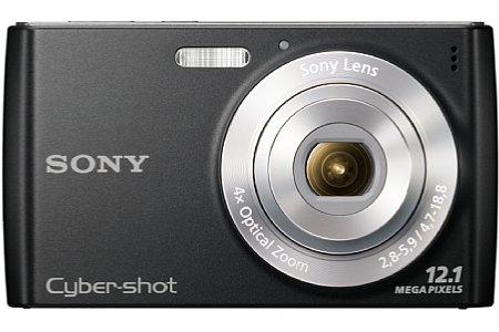 Sony Cyber-shot DSC-W510 schwarz [Foto: Sony]