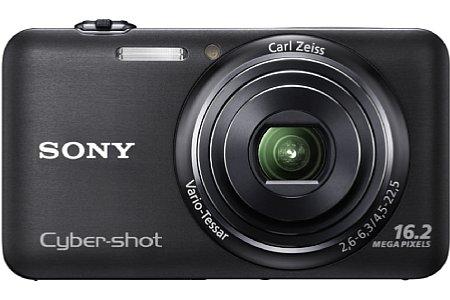Sony Cyber-shot DSC-WX7 schwarz [Foto: Sony]