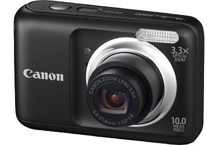 Canon PowerShot A800 schwarz [Foto: Canon]