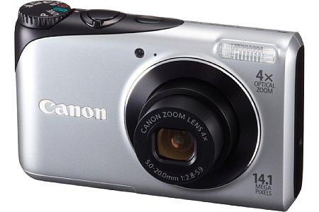Canon PowerShot A2200 silver [Foto: Canon]