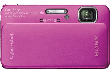 Sony Cyber-shot DSC-TX10 schwarz [Foto: Sony]