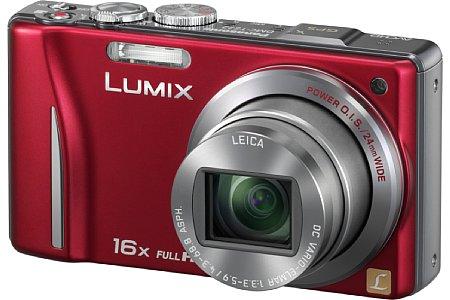 Panasonic Lumix DMC-TZ22 [Foto: Panasonic]