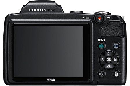 Nikon CoolPix L120 [Foto: Nikon]