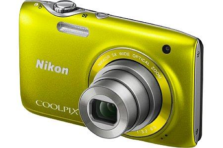 Nikon CoolPix S3100 [Foto: Nikon]