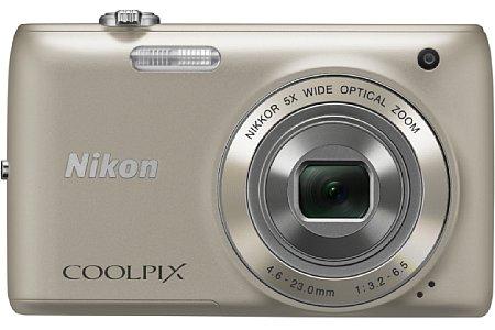 Nikon CoolPix S4100 [Foto: Nikon]