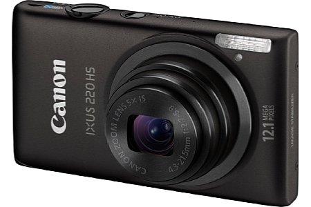 Canon Ixus 220 HS [Foto: Canon]
