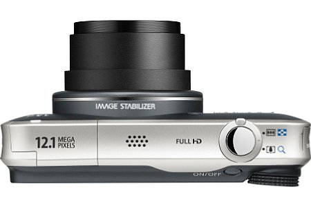 Canon PowerShot SX220 HS [Foto: Canon]