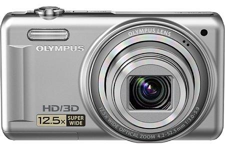 Olympus VR-330 schwarz [Foto: Olympus]