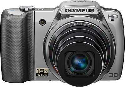 Olympus SZ-10 schwarz [Foto: Olympus]
