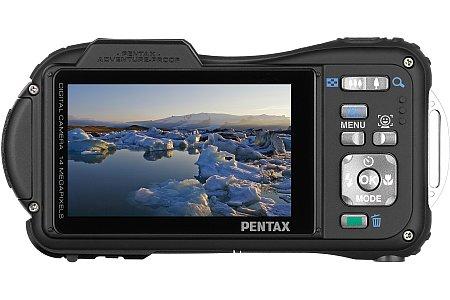 Pentax Optio WG-1 schwarz [Foto: Pentax]