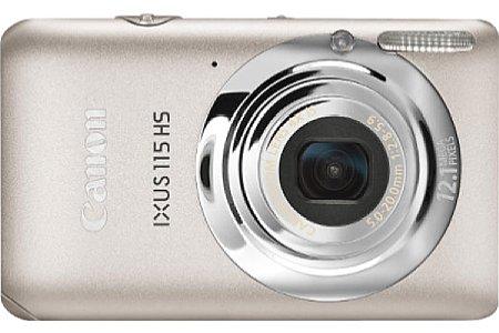 Canon Ixus 115 HS [Foto: Canon]