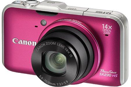 Canon PowerShot SX230 HS [Foto: Canon]