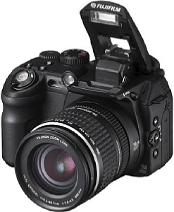 Fujifilm FinePix S9500 [Foto: Fuji Photo Film Europe]