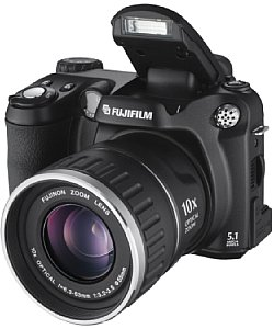 Fujifilm FinePix S5600 [Foto: Fuji Photo Film Europe]