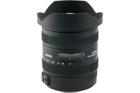 Sigma 12-24mm F4.5-5.6 II DG HSM [Foto: Sigma]