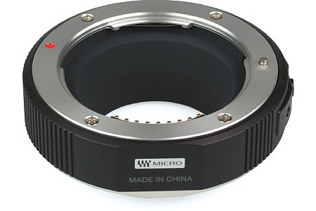Olympus MMF-2 FourThirds Adapter [Foto: MediaNord]