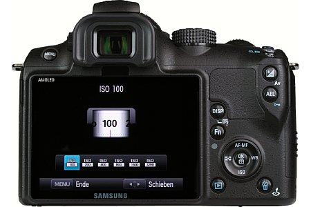 Samsung NX 11 [Foto: MediaNord]