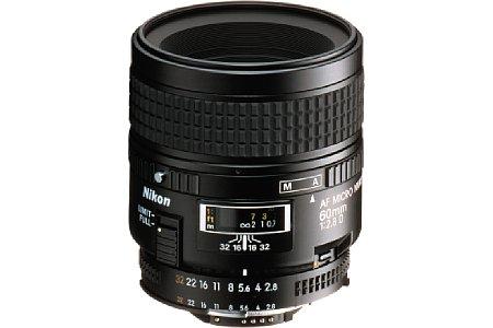 Nikon AF 60 mm 2.8 D Micro [Foto: Nikon]