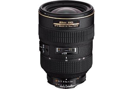 Nikon AF-S D IF-ED 2.8 28-70 mm [Foto: Nikon]