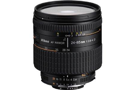 Nikon AF-D IF 2.8-4.0 24-85 mm [Foto: imaging-one.de]