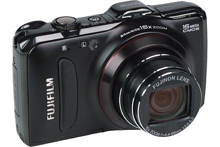 Fujifilm FinePix F550EXR [Foto: Fujifilm]