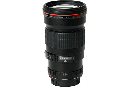 Canon EF 200 mm 2.8 L II USM [Foto: MediaNord]