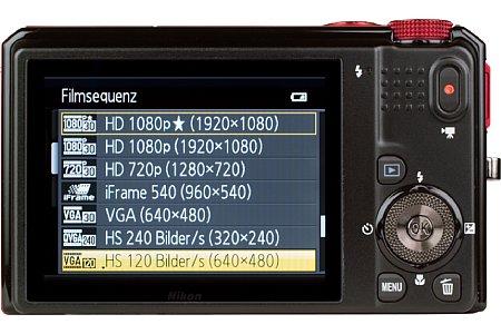 Nikon CoolPix S9100 [Foto: Nikon]