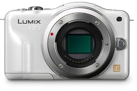 Panasonic Lumix DMC-GF3 [Foto: Panasonic]