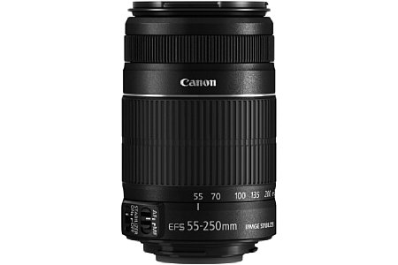 Canon EF-S 55-250 mm 1:4-5,6 IS II [Foto: Canon]