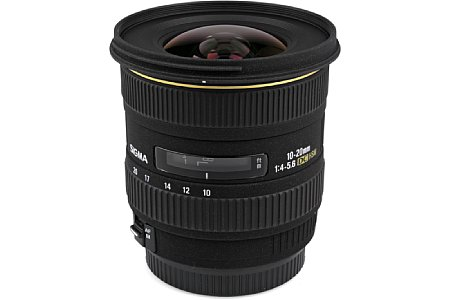 Sigma CAF 10-20 mm EX DC HSM 4.0-5.6 [Foto: imaging-one.de]