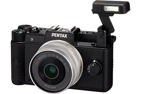 Pentax Q [Foto: Pentax]