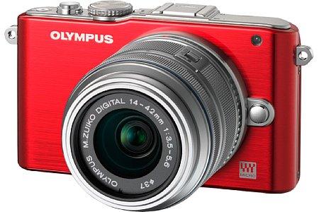Olympus E-PL3 [Foto: Olympus]