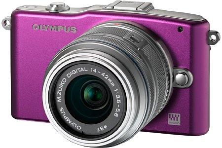 Olympus E-PM1 [Foto: Olympus]
