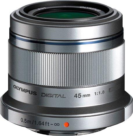 Bild Olympus 45 mm F1.8  [Foto: Olympus]