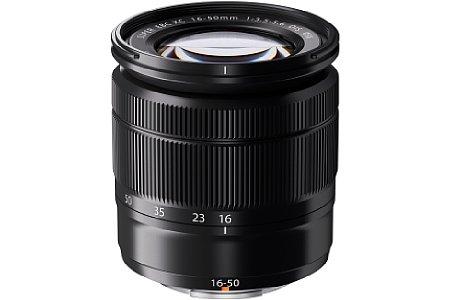 Fujifilm XC 16-50 mm F3.5-5.6 OIS [Foto: Fujifilm]