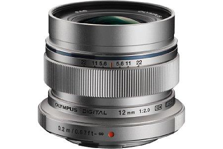 Olympus 12 mm F2 ED [Foto: Olympus]