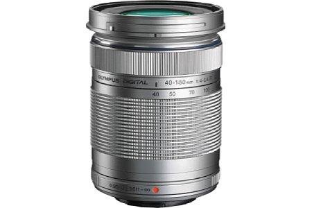 Olympus 40-150 mm 4-5.6 ED R (EZ-M4015 R) [Foto: Olympus]