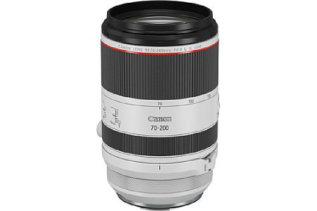 Canon RF 70-200 mm F2.8 L IS USM. [Foto: Canon]