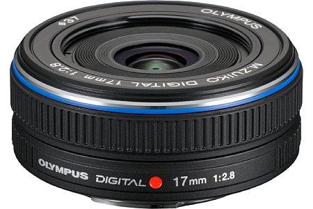 Olympus M Zuiko Digital 17mm 2.8 (ES-M1728) [Foto: Olympus]