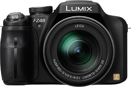 Panasonic Lumix DMC-FZ48 [Foto: Panasonic]