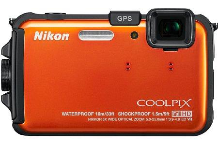 Nikon AW100 [Foto: Nikon]