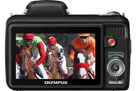 Olympus SP-810 UZ [Foto: Olympus]