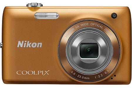 Nikon Coolpix S4150 [Foto: Nikon]