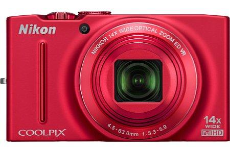 Nikon Coolpix S8200 [Foto: Nikon]