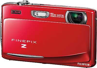 Fujifilm FinePix Z950EXR schwarz [Foto: Fujifilm]