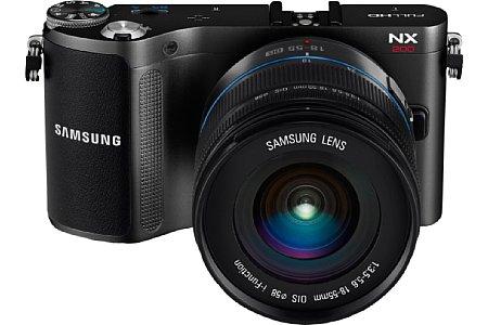 Samsung NX200 [Foto: MediaNord]