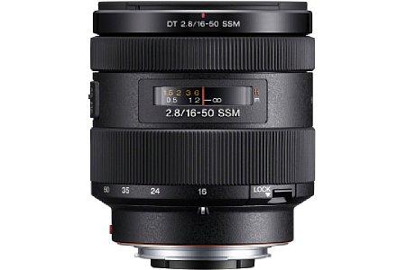 Sony DT 16-50 mm F2.8 SSM [Foto: Sony]