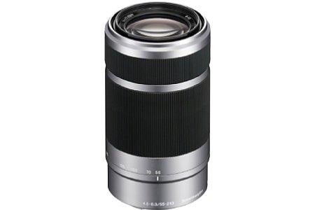 55-210 mm F4.5-6.3 [Foto: Sony]
