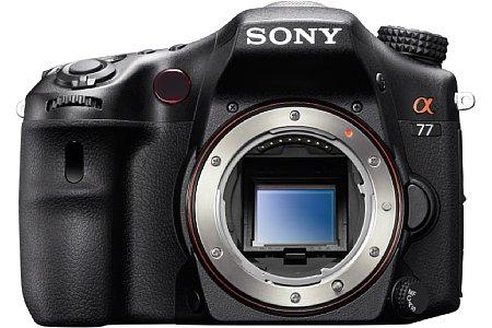 Sony Alpha 77V [Foto: Sony]